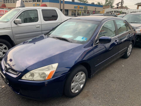 2004 Honda Accord for sale at UNION AUTO SALES in Vauxhall NJ