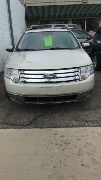 2008 Ford Taurus X for sale at Jarvis Motors in Hazel Park MI