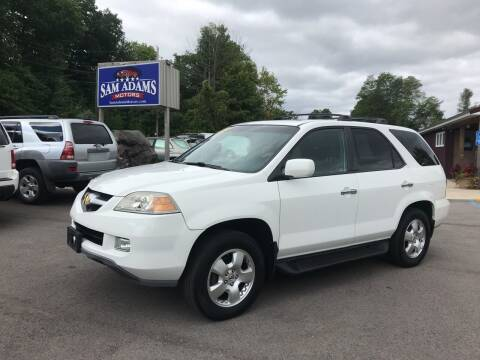2004 Acura MDX for sale at Sam Adams Motors in Cedar Springs MI