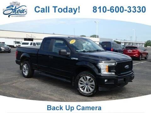 2018 Ford F-150 for sale at Erick's Used Car Factory in Flint MI