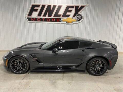 2018 Chevrolet Corvette for sale at Finley Motors in Finley ND