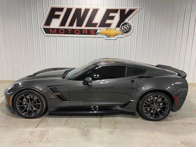 2018 Chevrolet Corvette for sale at Finley Motors in Finley ND