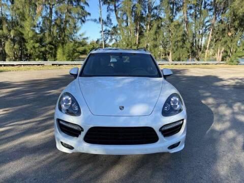 2013 Porsche Cayenne for sale at Exclusive Impex Inc in Davie FL