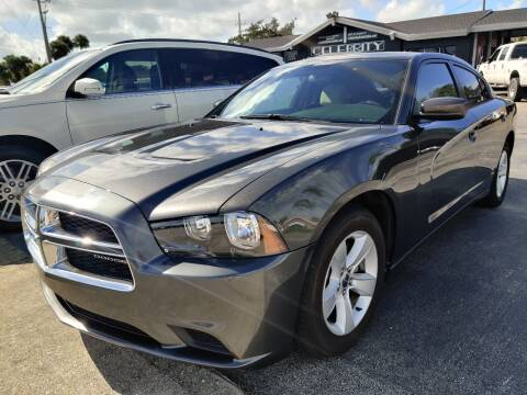 2014 Dodge Charger for sale at Celebrity Auto Sales in Port Saint Lucie FL
