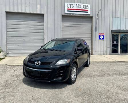 2010 Mazda CX-7 for sale at CTN MOTORS in Houston TX
