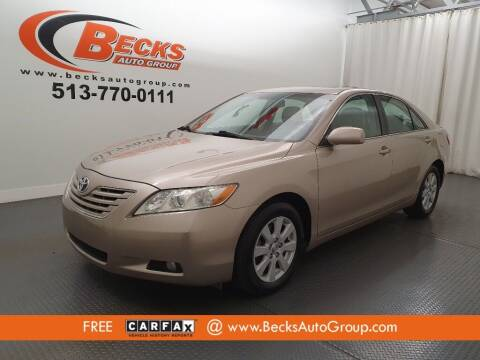2008 Toyota Camry for sale at Becks Auto Group in Mason OH