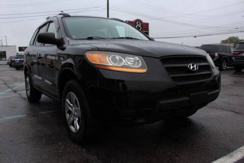 2009 Hyundai Santa Fe for sale at B & B Car Co Inc. in Clinton Township MI