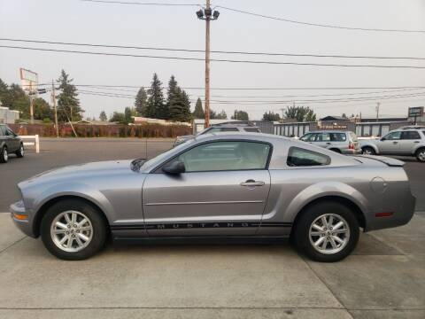 2007 Ford Mustang for sale at Select Cars & Trucks Inc in Hubbard OR