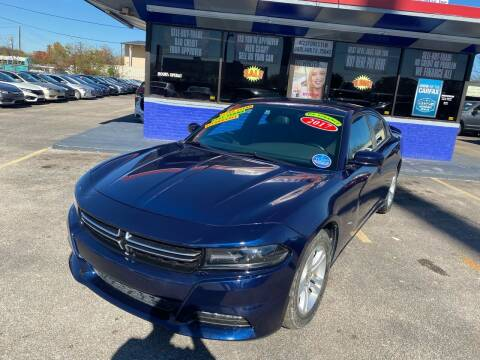 2017 Dodge Charger for sale at Cow Boys Auto Sales LLC in Garland TX