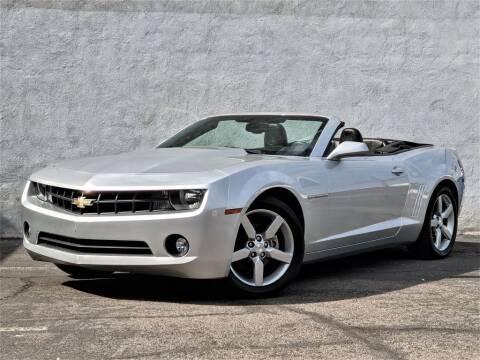 2012 Chevrolet Camaro for sale at Divine Motors in Las Vegas NV