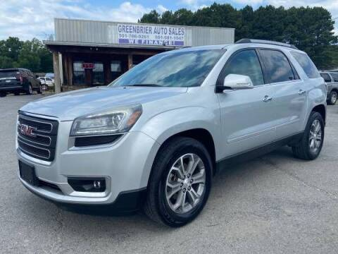 2016 GMC Acadia for sale at Greenbrier Auto Sales in Greenbrier AR