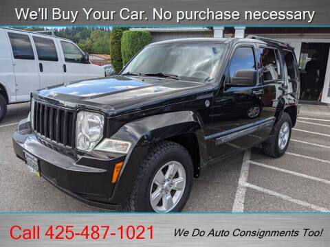 2010 Jeep Liberty for sale at Platinum Autos in Woodinville WA