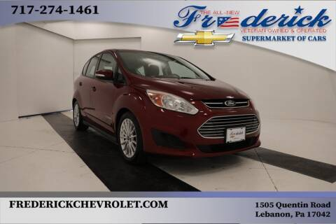 2013 Ford C-MAX Hybrid for sale at Lancaster Pre-Owned in Lancaster PA