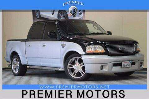 2003 Ford F-150 for sale at Premier Motors in Hayward CA