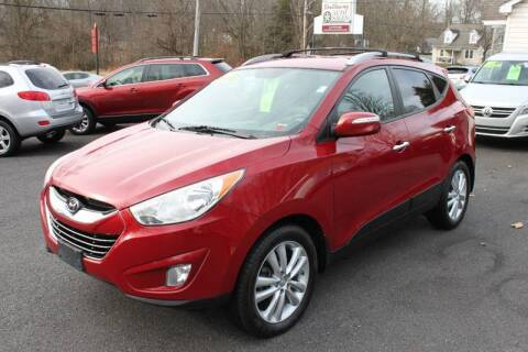 2013 Hyundai Tucson for sale at Mayer Motors of Pennsburg - Green Lane in Green Lane PA