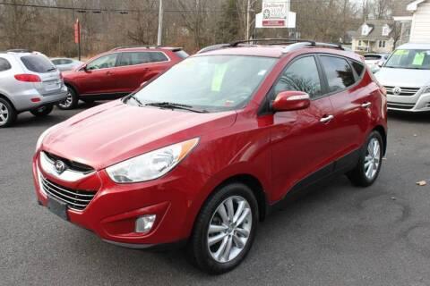 2013 Hyundai Tucson for sale at Mayer Motors of Pennsburg - Green Lane in Green Lane PA