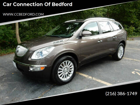 2010 Buick Enclave for sale at Car Connection of Bedford in Bedford OH
