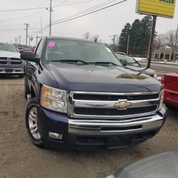 2011 Chevrolet Silverado 1500 for sale at MGM Auto Sales in Cortland NY