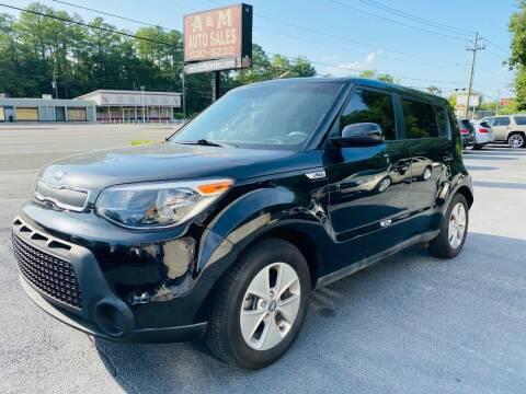 2016 Kia Soul for sale at A & M Auto Sales, Inc in Alabaster AL