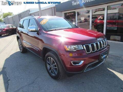 2018 Jeep Grand Cherokee for sale at TWIN RIVERS CHRYSLER JEEP DODGE RAM in Beatrice NE