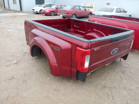 Ford SUPER DUTY FX4 truck bed for sale at BENHAM AUTO INC - Peace of Mind Auto Collision and Repair in Lubbock TX