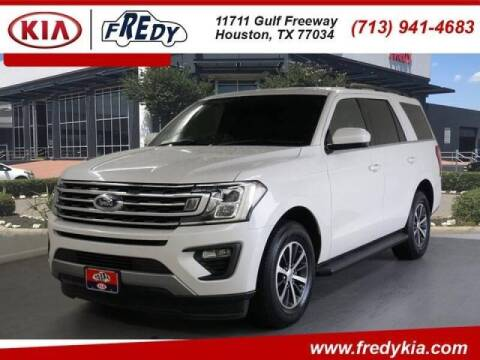 2018 Ford Expedition for sale at FREDYS CARS FOR LESS in Houston TX