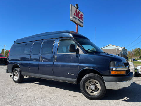 2006 Chevrolet Express Passenger for sale at ACE HARDWARE OF ELLSWORTH dba ACE EQUIPMENT in Canfield OH