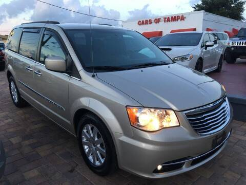2014 Chrysler Town and Country for sale at Cars of Tampa in Tampa FL