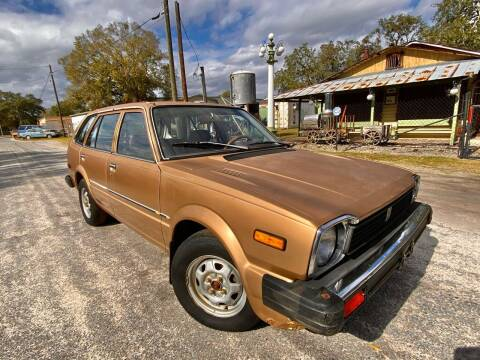 1981 Honda Civic for sale at OVE Car Trader Corp in Tampa FL