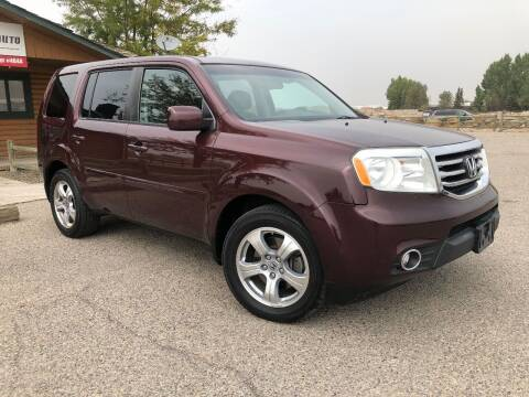 2012 Honda Pilot for sale at 5 Star Truck and Auto in Idaho Falls ID