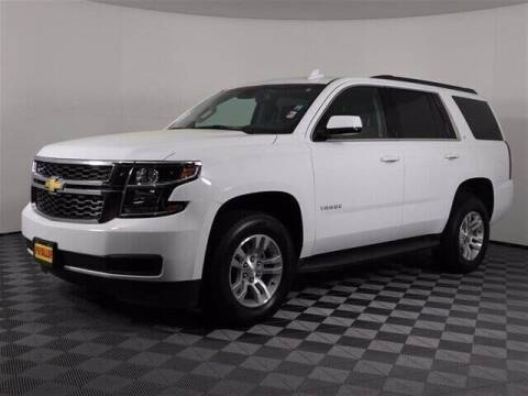 2019 Chevrolet Tahoe for sale at Washington Auto Credit in Puyallup WA