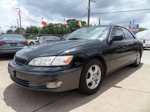 1998 Lexus ES 300 for sale at West End Motors Inc in Houston TX