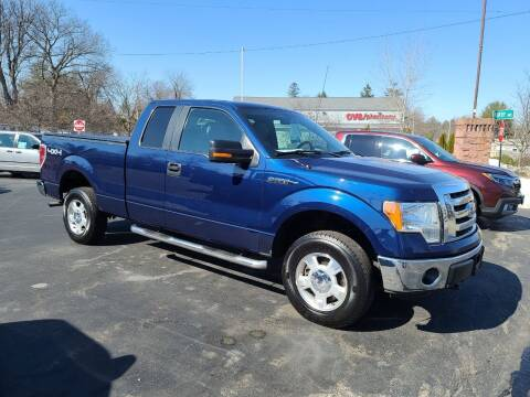 2011 Ford F-150 for sale at R C Motors in Lunenburg MA