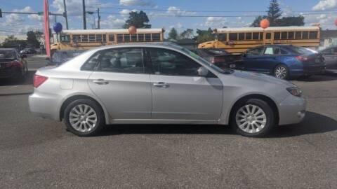 2011 Subaru Impreza for sale at Alvarez Auto Sales in Kennewick WA