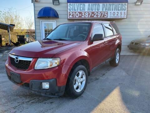 2011 Mazda Tribute for sale at Silver Auto Partners in San Antonio TX