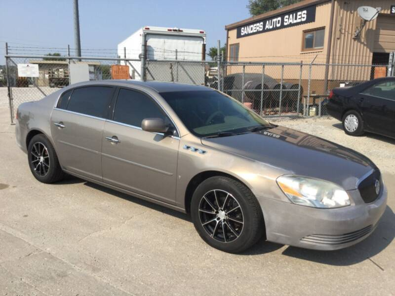 2006 Buick Lucerne for sale at Sanders Auto Sales in Lincoln NE