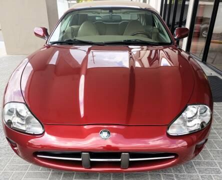 1999 Jaguar XK-Series for sale at Car Ex Auto Sales in Houston TX