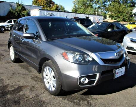 2012 Acura RDX for sale at Exem United in Plainfield NJ