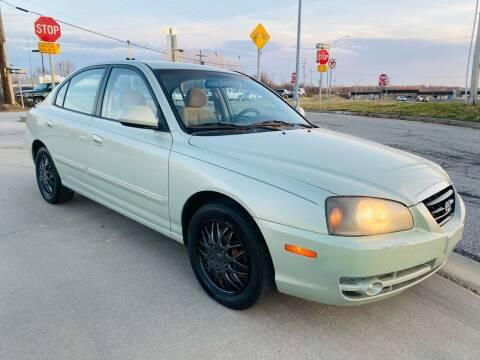 2004 Hyundai Elantra for sale at Xtreme Auto Mart LLC in Kansas City MO
