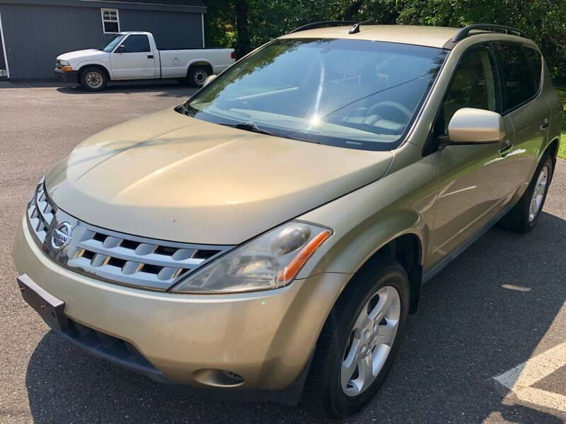 2005 Nissan Murano for sale at Perfect Choice Auto in Trenton NJ