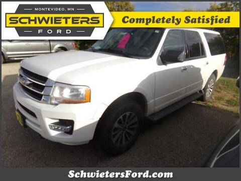 2016 Ford Expedition EL for sale at Schwieters Ford of Montevideo in Montevideo MN