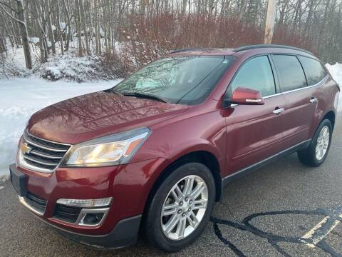 2015 Chevrolet Traverse for sale at Padula Auto Sales in Braintree MA