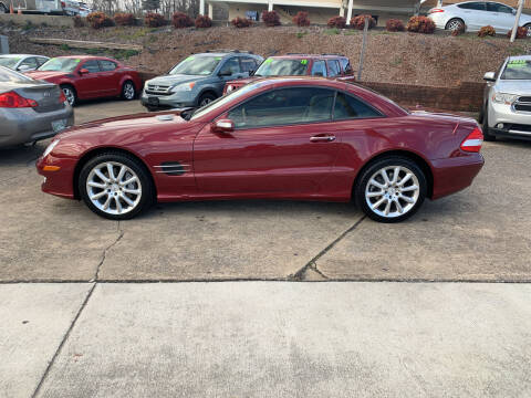 2007 Mercedes-Benz SL-Class for sale at State Line Motors in Bristol VA