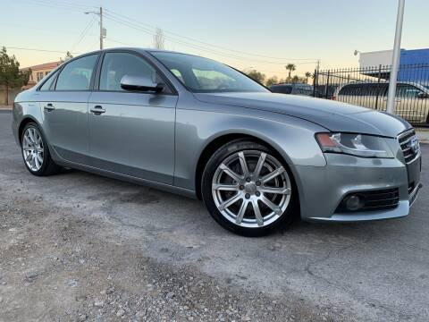 2011 Audi A4 for sale at Boktor Motors in Las Vegas NV