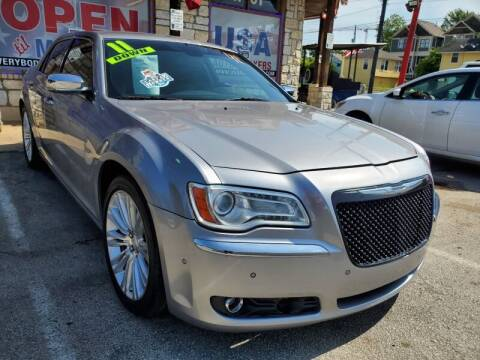 2011 Chrysler 300 for sale at USA Auto Brokers in Houston TX