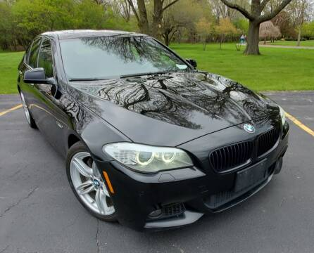 2013 BMW 5 Series for sale at ADA Motorwerks in Green Bay WI