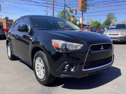 2012 Mitsubishi Outlander Sport for sale at Active Auto Sales in Hatboro PA