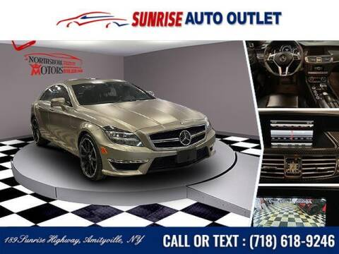 2014 Mercedes-Benz CLS for sale at Sunrise Auto Outlet in Amityville NY