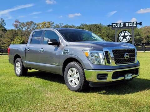 2017 Nissan Titan for sale at Bratton Automotive Inc in Phenix City AL