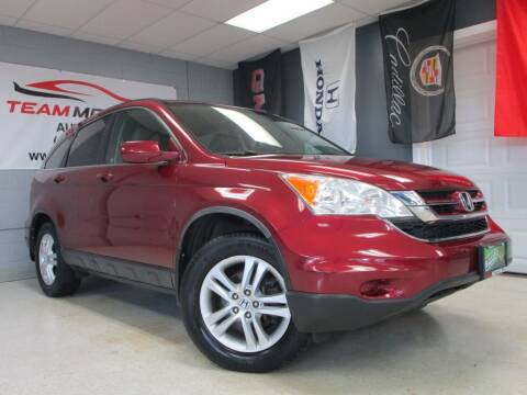 2010 Honda CR-V for sale at TEAM MOTORS LLC in East Dundee IL